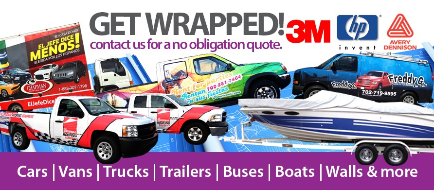 Benefits of a vehicle wrap purple flare printing for Banner wrap